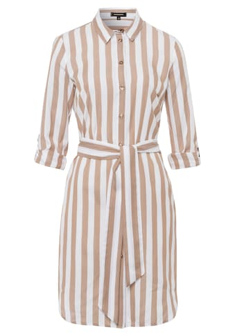 MORE&MORE Striped Shirt Dress Active kaufen