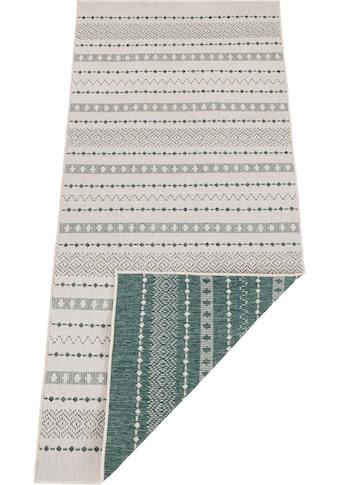 freundin Home Collection Läufer »Lily«, rechteckig, 5 mm Höhe, In- und Outdoor geeignet, Wendeteppich kaufen
