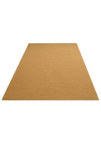 Teppich, »Sanara«, DELAVITA, rechteckig, Höhe 13 mm, handgewebt kaufen