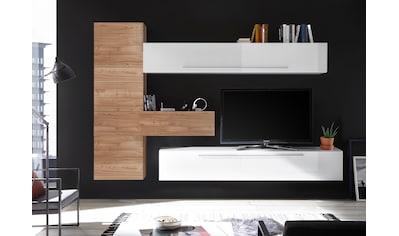 LC Wohnwand »Line/cube«, (Set, 6 St.) kaufen