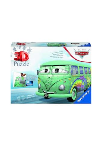 PT05 Puzzle »Volkswagen T1 Cars Fillmor«, (162 tlg.), 3D-Effekt kaufen