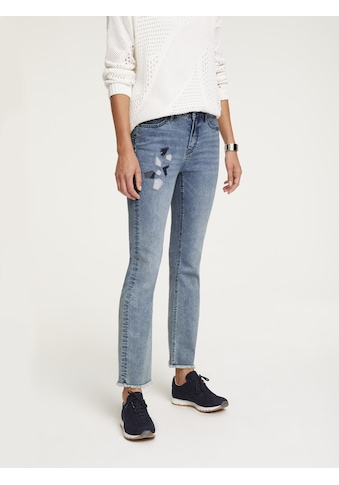 RICK CARDONA by Heine Bootcut-Jeans, mit Stickerei kaufen