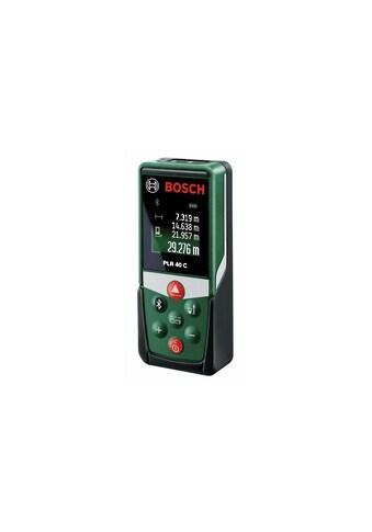 Laser Distanzmesser, Bosch, »PLR 40 C 40 m« kaufen