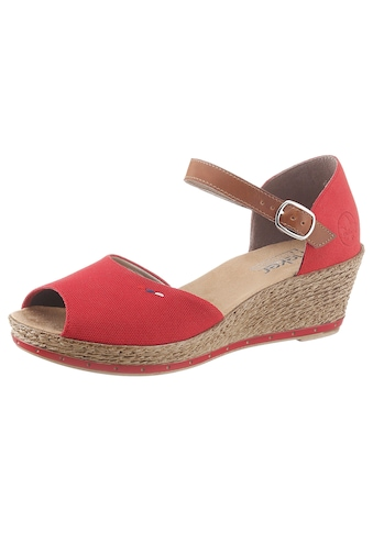 Rieker Sandalette, mit Druckknopf-Riemchen kaufen