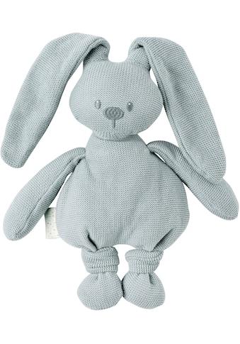 """Nattou Kuscheltier """"lapidou cuddly cotton Hase, kupfergrün"""" kaufen"""