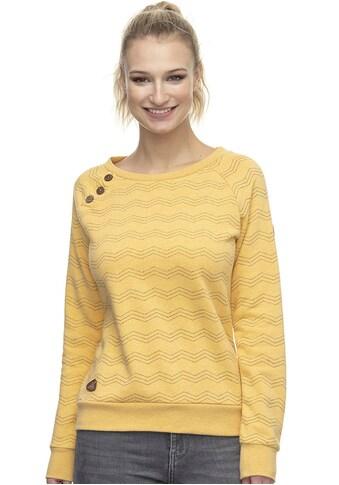 Ragwear Sweater »DARIA ZIG ZAG« kaufen