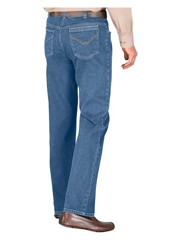 Classic Jeans mit komfortablem Dehnbund kaufen