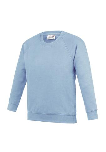AWDIS Rundhalspullover »Academy Kinder Schul Sweatshirt, Rundhals (2 Stück/Packung)« kaufen