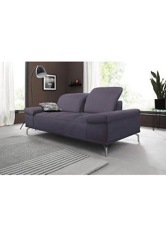 Places of Style 2-Sitzer »Caluna«, mit Sitztiefen- und Kopfteilverstellung kaufen