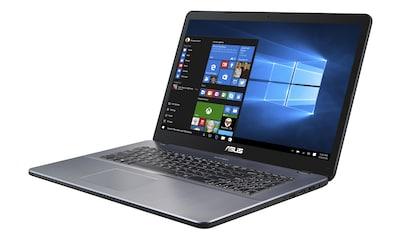 "Asus Notebook »17 X705MA-BX162T«, (43,94 cm/17,3 "" Intel Celeron UHD Graphics 600\r\n... kaufen"