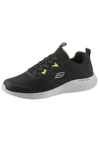 Skechers Slip-On Sneaker »BOUNDER«, mit Gummizug zum Schlupfen kaufen