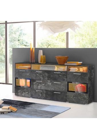 Helvetia Sideboard »Sarah mix«, Breite 182 cm kaufen