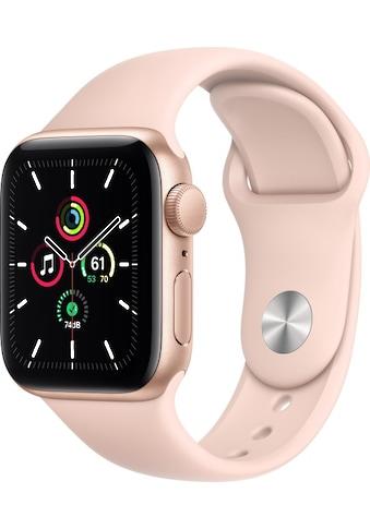 Watch Series SE GPS, Aluminium Gehäuse, 40 mm mit Sportarmband, Apple kaufen