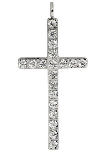 Firetti Kettenanhänger »Kreuz, Glaube, glänzend, massiv« kaufen