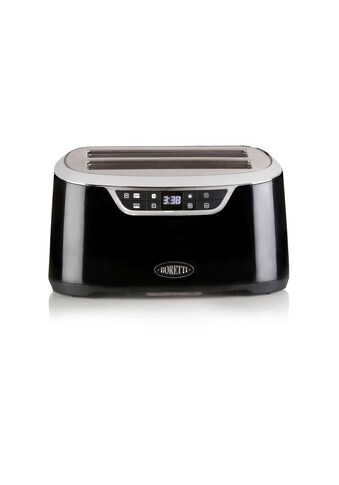Toaster, Boretti, »B300 Schwarz« kaufen