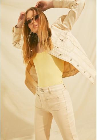 OXXO Jeansjacke, mit Boyfriend Design kaufen