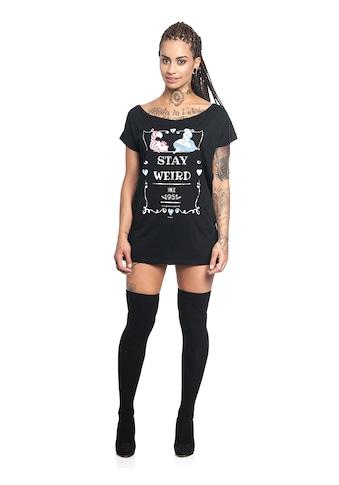 Disney T-Shirt »Alice in Wonderland Stay Weird« kaufen