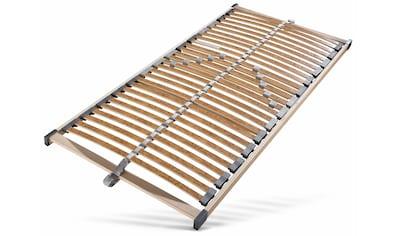 f.a.n. Schlafkomfort Lattenrost »Comfort Plus«, 28 Leisten, Kopfteil nicht verstellbar kaufen