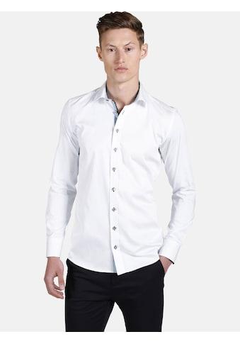 SHIRTMASTER Langarmhemd »leavesfalling« kaufen