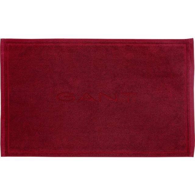 Badematte »Showermat«, Gant, Höhe 5 mm, strapazierfähig