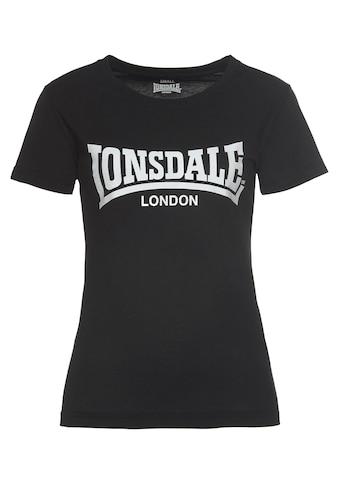 Lonsdale T-Shirt »CARTMEL« kaufen