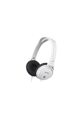 On - Ear - Kopfhörer , Sony, »MDRV150W Weiss« kaufen
