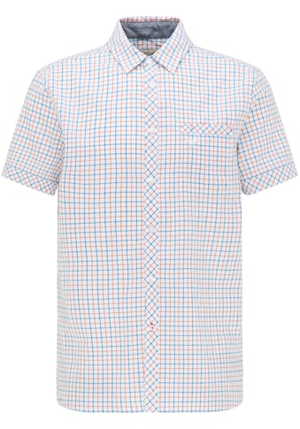 MUSTANG Kurzarmhemd »Collin Basic Check« kaufen
