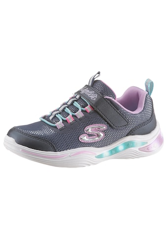 Skechers Kids Sneaker »POWER PETALS Blinkschuh« kaufen