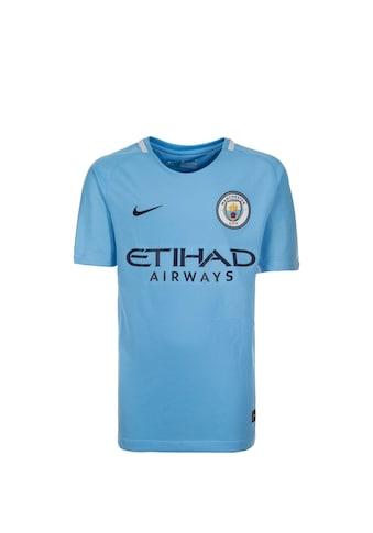Nike Fussballtrikot »Manchester City 17/18 Heim« kaufen