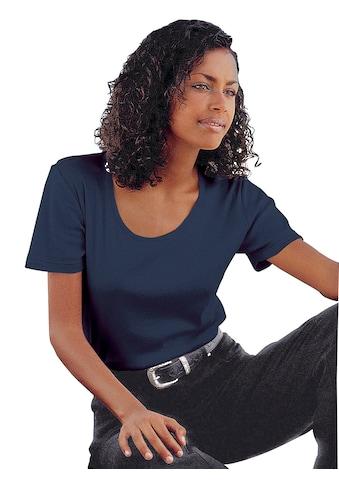 Casual Looks Rundhalsshirt kaufen