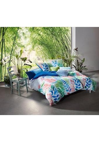 fleuresse Wendebettwäsche »Bali D 4074«, Florales Farbenspiel kaufen