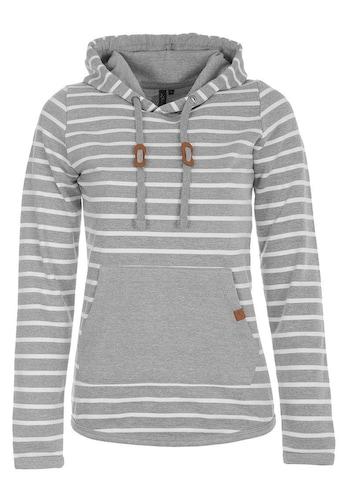 Blendshe Hoodie »Carina«, Kapuzenpullover mit Streifen kaufen