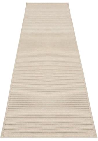 MINT RUGS Läufer »Hazel«, rechteckig, 4 mm Höhe, Hoch-Tief-Effekt kaufen