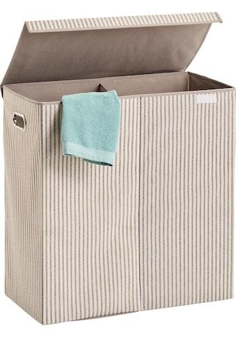 Zeller Present Wäschesortierer »Stripes« kaufen
