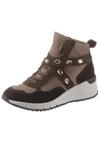 Tamaris Wedgesneaker »Rea«, mit verziertem Riemchen kaufen