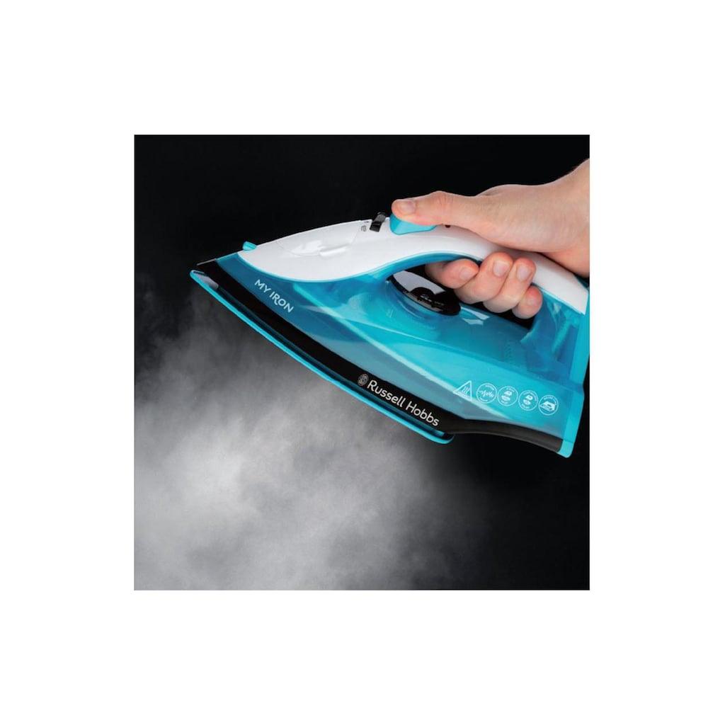 Dampfbügeleisen »My Iron 25580-56 Blau/Weiss«, 1800 W