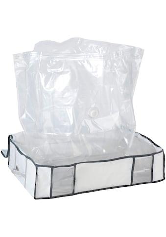 WENKO Unterbettkommode »Vakuum Soft Box L« kaufen