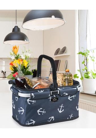 """Genius Einkaufskorb """"Falko dekoriert"""", 26 Liter kaufen"""