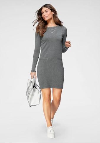 Tamaris Strickkleid, mit Taschendetail kaufen