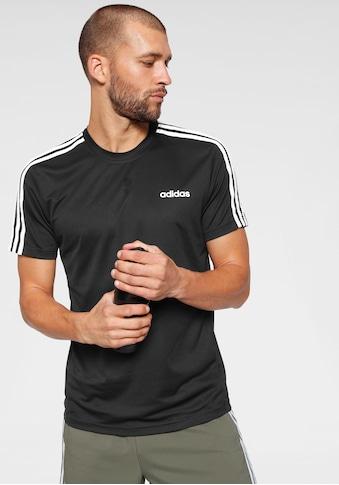 adidas Performance T - Shirt »DESIGN 2 MOVE 3 - STREIFEN« kaufen
