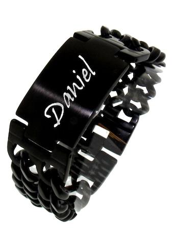 Firetti ID Armband »mehrreihig, mit kostenloser Gravur« kaufen