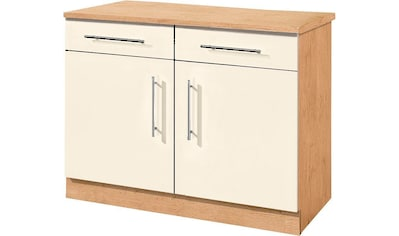 wiho Küchen Unterschrank »Aachen«, Breite 100 cm kaufen