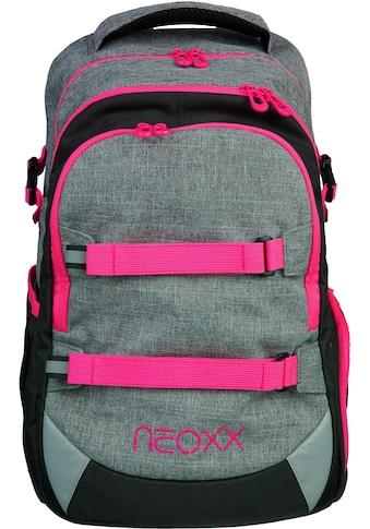 neoxx Schulrucksack »Active, Pink and Famous« kaufen
