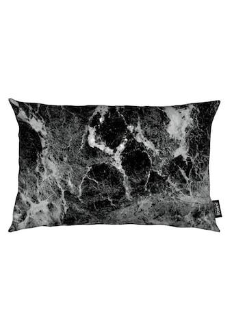 Juniqe Dekokissen »Marble«, Weiches, allergikerfreundliches Material kaufen