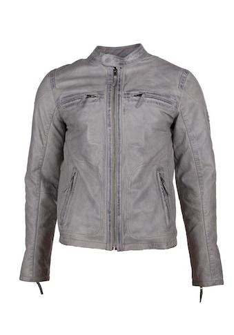 JCC Lederjacke mit zwei Brusttaschen »Macadam« kaufen