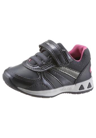 Geox Kids Sneaker »B Pavlis Girl«, mit gepolsterter und herausnehmbarer Innensohle kaufen