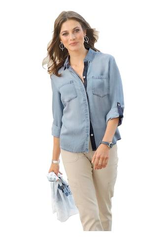 Ambria Jeansbluse kaufen