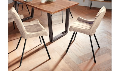 MCA furniture 4-Fussstuhl »Olympia«, Stuhl belastbar bis 120 Kg kaufen