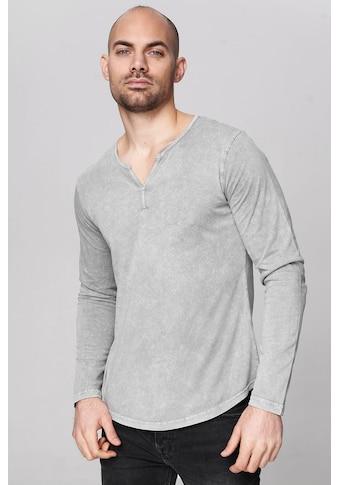 trueprodigy Langarmshirt »Premium Basic Caleb« kaufen