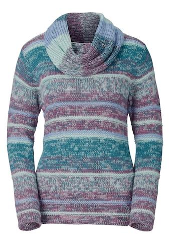 Casual Looks Streifenpullover »Pullover« kaufen